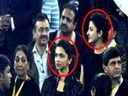 Deepika Padukone Avoids Boyfriends Ex Girlfriend Anushka Sharma