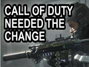 Call Of Duty Needed A Change