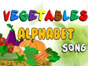 The Vegetables Alphabet Song