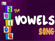 The Vowels Song Aeiou Song