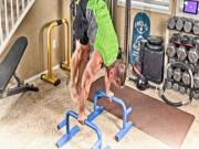Gymnastics Strength Circuit