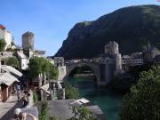 Bosnian Language Mostar Bosnia Herzegovina