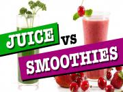 Green Juice Vs Smoothies Whats Better And Why