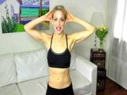 More Standing Abs Workout How To Get A Flat Stomach