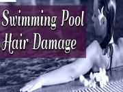 How To Treat Chlorine Damaged Hair
