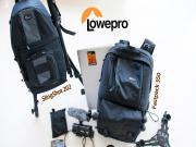 Lowepro Review Of The Fastpack And The Slingshot Camera Bags