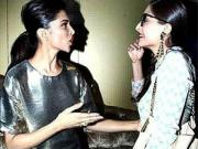 Bollywood Rivals Sonam Kapoor Deepika Padukone Hug Patch Up