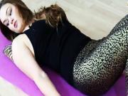 Hot Yoga For Beginners Yoga For Glowing Skin