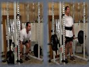 Deadlift Workout And Back Training Routine