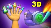 Speed Snails Finger Family