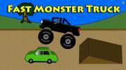 Fast Monster Truck