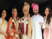 Soha Ali Khan And Kunal Khemus Wedding Photos