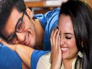 Sonakshi Sinha And Arjun Kapoor Dating Each Other