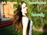 10 Tips To Get Softer Shinier Hair A Dandruff Free Scalp