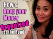 How To Keep Money Organized