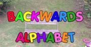 Backwards Alphabets