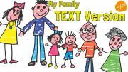 Family Song For Kids