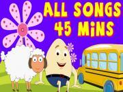 Top 50 Nursery Rhymes