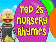 Top 25 Nursery Rhyme Songs For Children