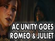 Assassins Creed Unity Turns Romeo Juliet With Forbidden Love