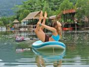 Star Board Sup Yoga In Thailand With Dashama