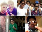 Bollywood Stars Vote At Maharashtra Assembly Elections 2014