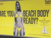 Beach Body Shaming Or Sexy Marketing