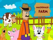 Old Macdonald Had A Farm Nursery Rhymes And Baby Songs