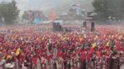 Nearly 9000 Women Take Part In Asias Largest Dance