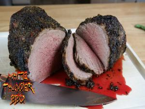 Herb Crusted Roast Beef