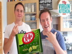 Tasting Japanese Kit Kats