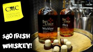 We Taste An 80 Irish Whiskey Barr An Uisce 1803 And Wicklow Rare 1018651 By Commonmancocktails
