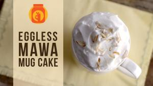 Diy Eggless Mawa Mug Cake 1015828 By Beingindiansawesomesauce