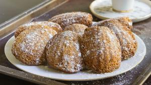 Classic French Madeleines 1018388 By Hotchocolatehits