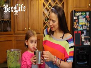 Cashew Milk Green Smoothie Recipe That Kids Will Drink