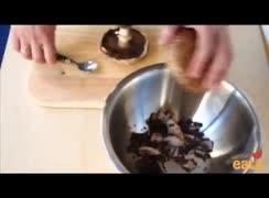 Knife Skills How To Slice A Portabella Mushroom 1018455 By Seriouseats