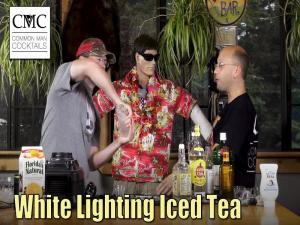 White Lighting Iced Tea
