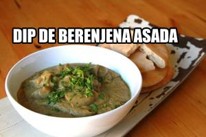 Dip De Berenjena Asada Grabado Con Una Gopro 1020180 By Dicestuqueno