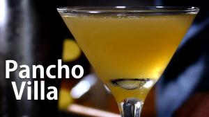 Pancho Villa Cocktail Tequila And Three Chile Syrup 1017869 By Commonmancocktails