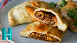 Homemade Hot Pockets Taco Pockets 1019916 By Hilahcooking
