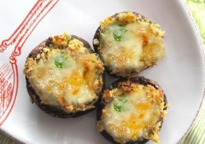 Appetizer Stuffed Mushrooms