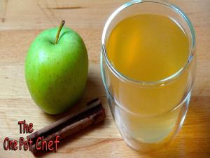Apple Tisane