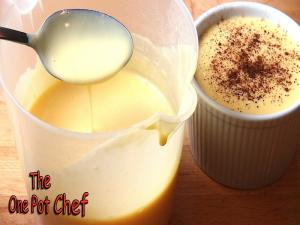 Classic Vanilla Custard