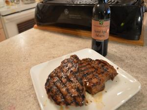 Napa Valley Barrel Aged Balsamic Marinade