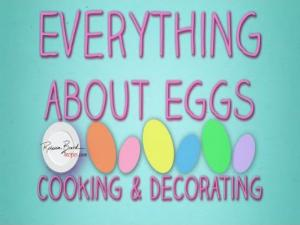 Everything About Coloring Easter Eggs