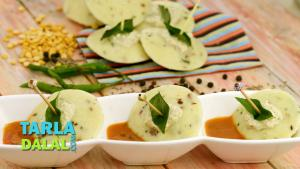 Kanchipuram Idli 1017719 By Tarladalal