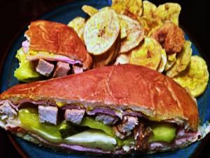 Cuban Style Sandwich