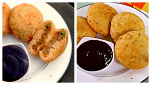 Sooji Rava Kachori Indian Vegetarian Vegan Snack Semolina Kachori 1020215 By Sruthiskitchen