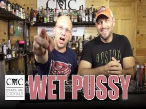 The Wet Pussy Shot