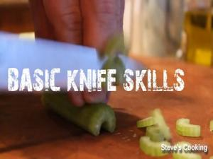 Quick Basic Knife Skills Demo
